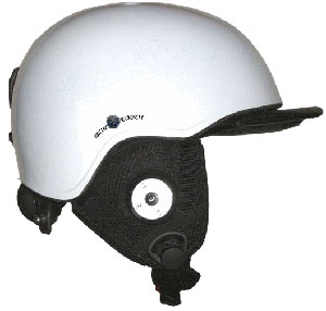 Bleu tooth snowboard helm airsystem