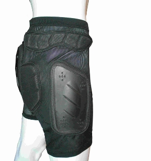 Spineguard Snowboard Impact short
